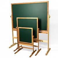 Доска поворотная в деревянном профиле 60х60 см, фото 1