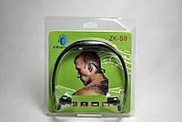 Спортивные беспроводные наушники Epik с микрофоном (ZK-S9) (слот для microSD)