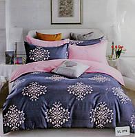 Комплект постельного белья микровелюр Vie Nouvelle Velour 200х220  VL076, фото 1