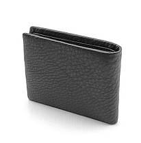 Мужской кожаный кошелек Cardinal 12,5 x 10,5 x 2,5 см Черный (c235-a/1), фото 3