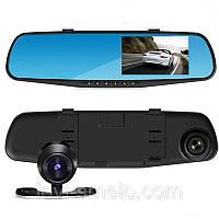 Vehicle Blackbox DVR Full HD Дзеркало-відеореєстратор з камерою заднього виду