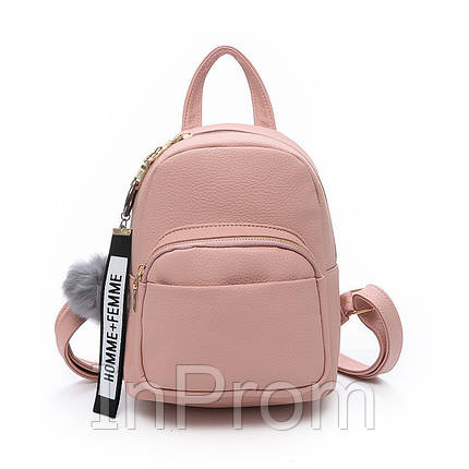 Рюкзак Bobby Pink, фото 2