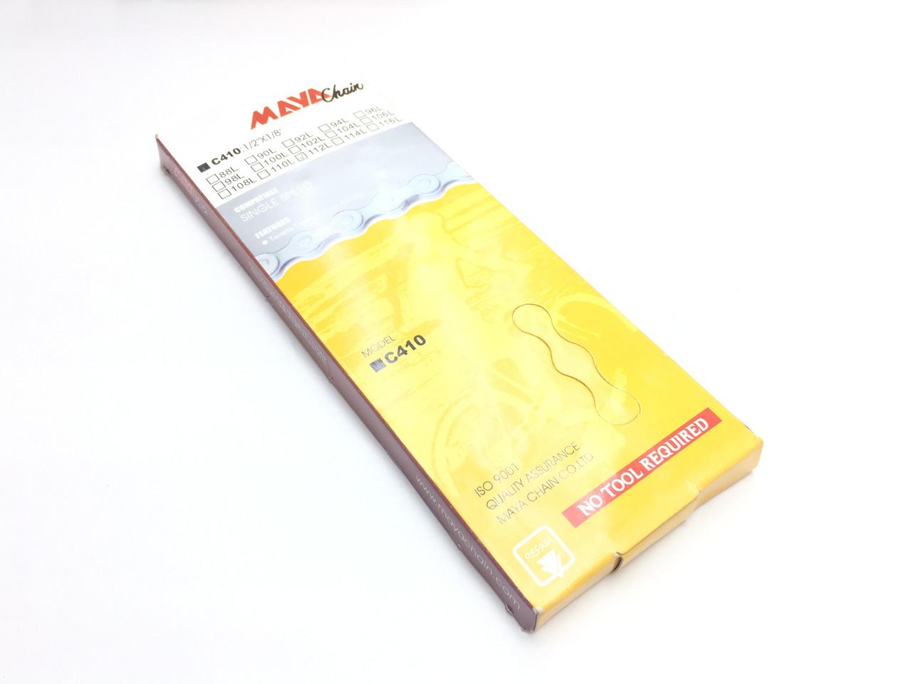 Цепь - Ланцюг MaYa C410 1/2х1/8х112L