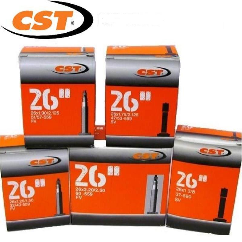 Камера для велосипеда CST 12х1/2х2 1/4 CST AV 35мм