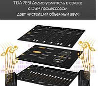 Штатна магнітола Marubox 9A107PX5 для Toyota Prado 120 Lexus GX 470 4Gb/64Gb 8-ядерний DSP Android 9,0, фото 5