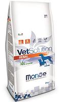Беззерновой корм Monge VetSolution Renal canine для собак всех пород
