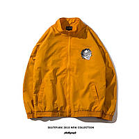 Куртка, ветровка, бомбер Skatepark Orange унисекс