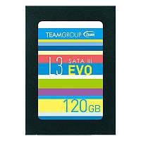 """SSD накопитель 120GB Team L3 EVO 2,5"""" SATAIII TLC (T253LE120GTC101)"""