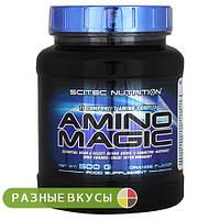 Аминокислота Scitec Nutrition Amino Magic 500 г