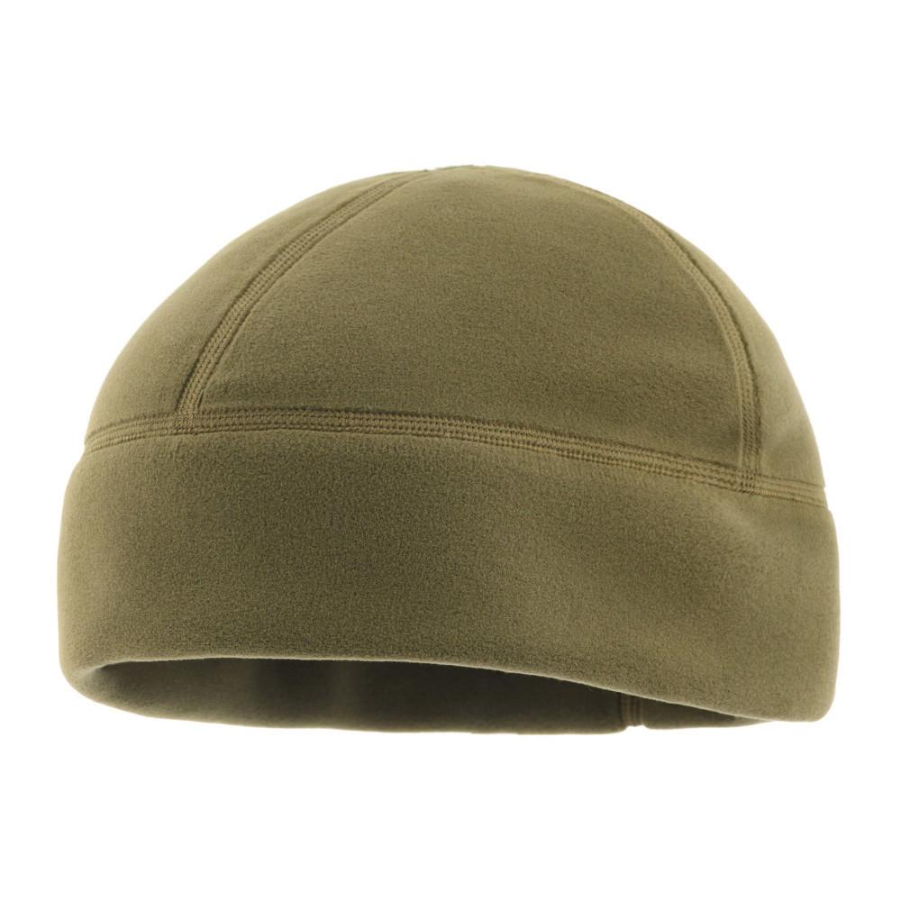 Шапка флисовая Watch Cap Premium (плоский шов) Army Olive