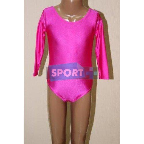 Купальник для гимнастики розовый