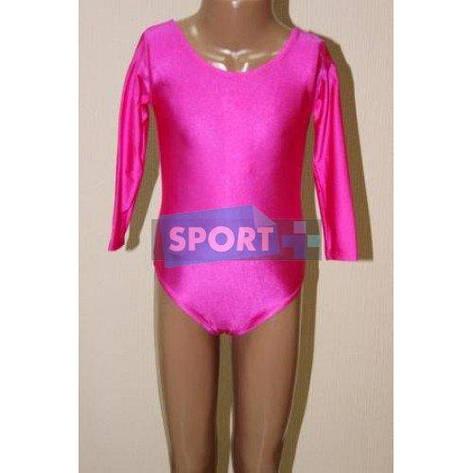 Купальник для гимнастики розовый, фото 2