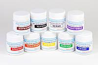 Пігментна паста для епоксидної смоли ТМ Просто і Легко 50 г (Комплект з 9 кольорів)