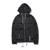 Куртка, ветровка Skatepark Black унисекс