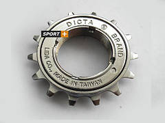 """Звезда задняя X17 BMX Free Wheel, 1/2""""х1/8""""х14зубцов, для резьбы диам. 30мм"""