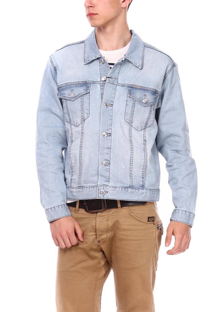 Джинсовая куртка Montana 12054 Stone/Bleached