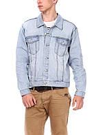 Джинсовая куртка Montana 12054 Stone/Bleached , фото 1