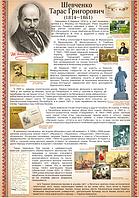 Плакат шкільний «Шевченко»