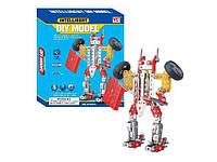 Конструктор металлический Робот, 206 эл,  Inteligent DIY Model, Same Toy WC68AUt
