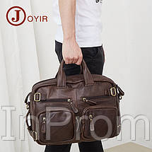 Сумка-рюкзак Texas Joyir, фото 3