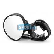 Зеркало Zefal Spy (4720) маленькое, на рожки, черное