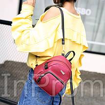 Рюкзак Adel XS Red, фото 2