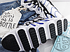 Мужские кроссовки Adidas Yeezy 451 Black White Blue, фото 4