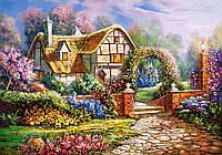 Пазл Сastorland на 500 элементов Чудесный сад