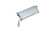 Глушитель на Оду 2126 (пасс.)