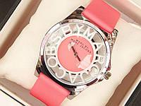 Женские кварцевые наручные часы Marc Jacobs с розовым ремешком