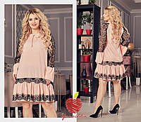 Женское платье Батал, фото 1