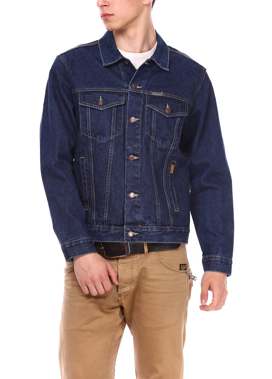 Джинсовая куртка Montana 12062 Dark SW