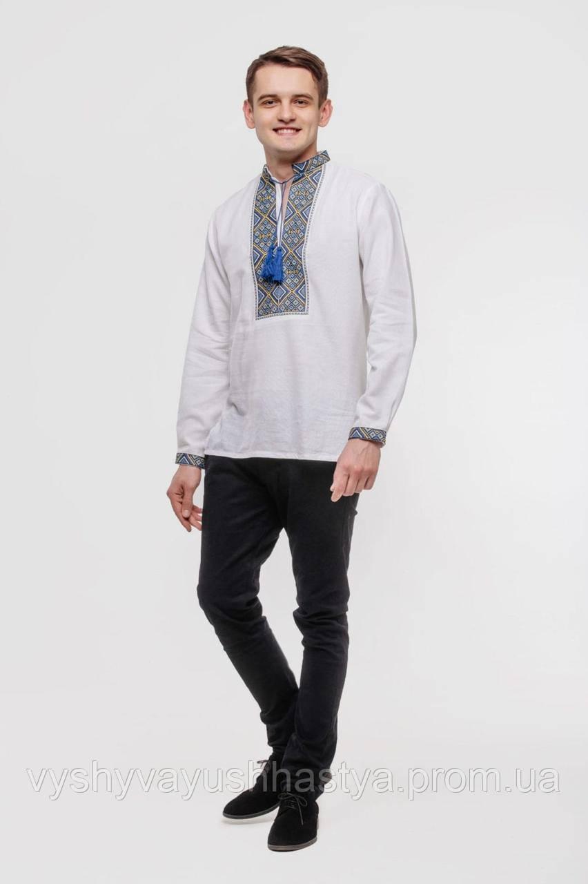 Рубашка мужская «Всеволод»