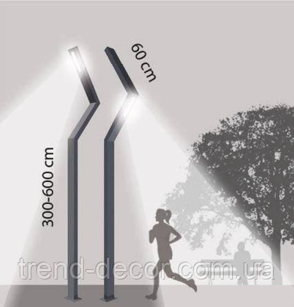 Опора освещения FP- 006