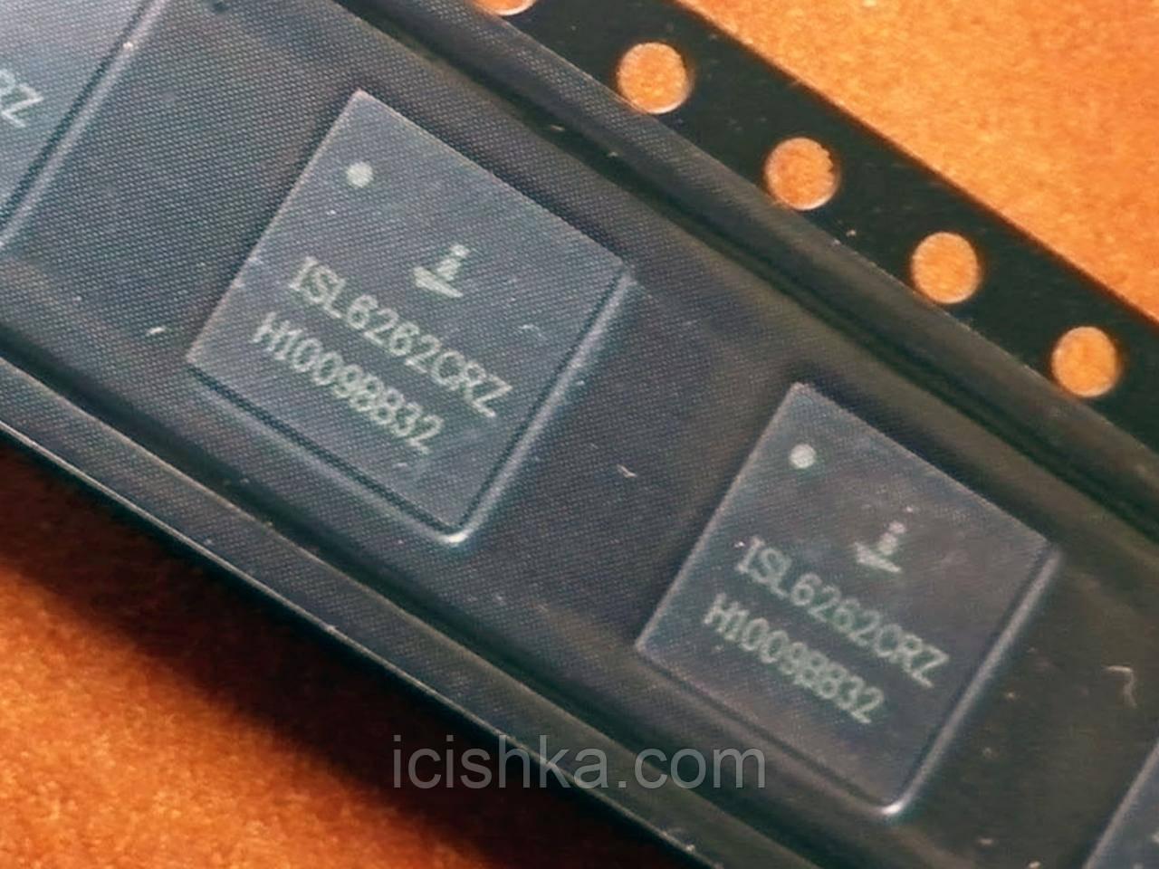 ISL6262CRZ / ISL6262 - 2-канальный ШИМ контроллер