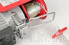 ✔️ Тельфер Euro Craft 150/300kg HJ202 1600W, фото 2