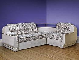Угловой диван «Прадо» без стола, производитель Киевский стандарт.