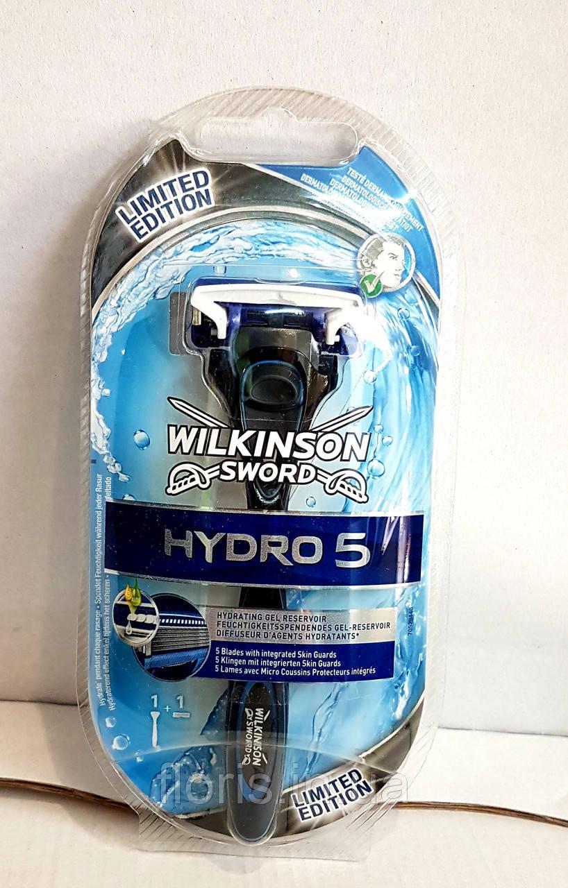 Бритвенный станок Wilkinson Sword (Schick) HYDRO 5