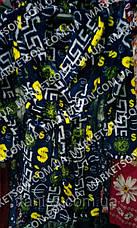Халат махровий дитячий і подростоковый з капюшоном на 6-8лет, фото 2
