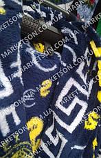 Халат махровий дитячий і подростоковый з капюшоном на 6-8лет, фото 3