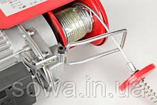 ✔️ Тельфер Euro Craft HJ207 _ Грузоподъемность 400/800kg, фото 3