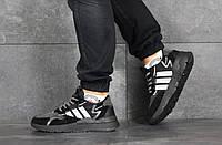 Кроссовки мужские Adidas Nite Jogger Boost  . ТОП качество!!! Реплика, фото 1