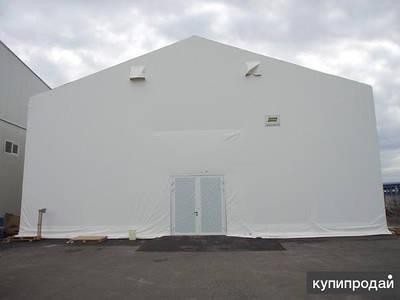 Строительство тентовых ангаров с\х назначения, спортивных ангаров, павильоны под склад, павильон магазин