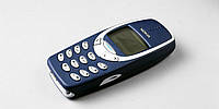 Оригинальный телефон Nokia 3310(2000) темно-синий новый
