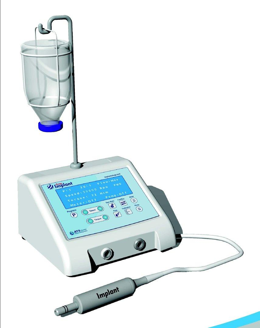 Физиодиспенсер Omega Implant Plus (Италия)