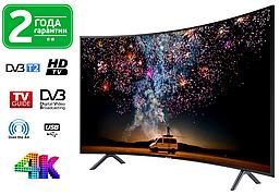 "Телевизор изогнутый экран Samsung 42"" 4K UltraHD, Smart TV + T2"