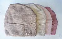 Шапки женские вязаные, фото 1
