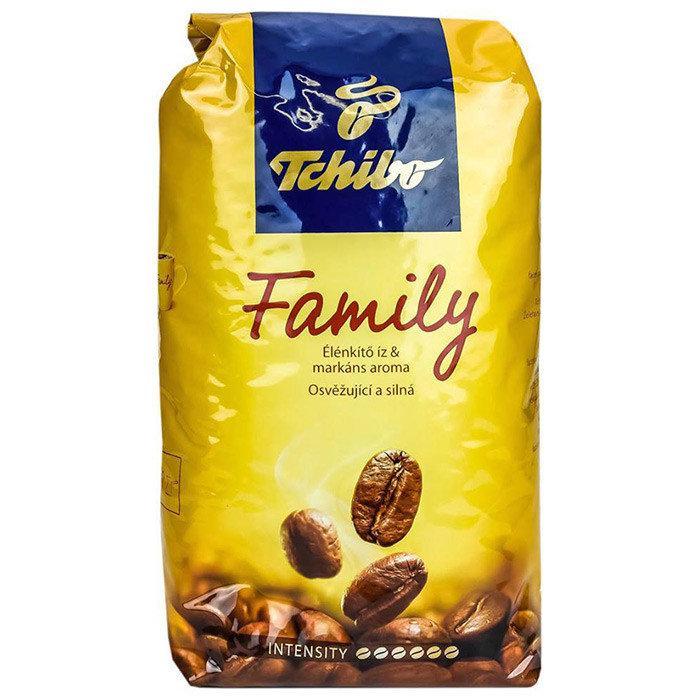 Кава Чібо в зернах Фемілі 1 кілограм