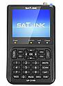 Satlink SP-2100 HD DVB-S/S2 и MPEG-2/4  прибор для настройки спутниковых антенн, фото 2