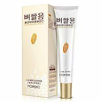 Крем для кожи вокруг глаз с экстрактом риса ROREC Rice White Skin Beauty, фото 1